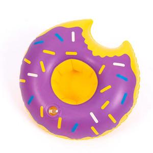 Harga pelampung mini motif unik lucu balon tempat minuman aksesoris renang   donut | HARGALOKA.COM