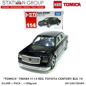 Harga tomica 798484 114 regular toyota century black | HARGALOKA.COM