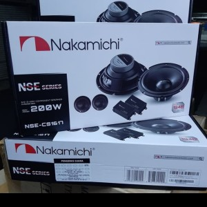 Harga speaker split nakamici nsc cs  1617  6 5 34 high quality  meri | HARGALOKA.COM