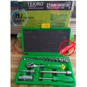 Info Kunci Shock Tekiro 120pcs Set Katalog.or.id