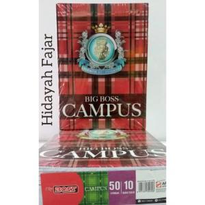 Harga buku tulis campus   buku tulis 50 | HARGALOKA.COM