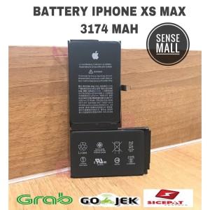 Harga batt baterai battery iphone xs max 3174mah original   ori | HARGALOKA.COM