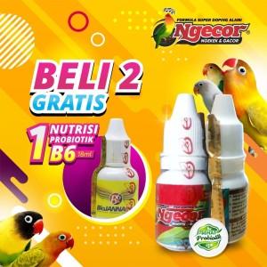 Harga doping lovebird alami probiotik   doping lomba lovebird alami 10 | HARGALOKA.COM
