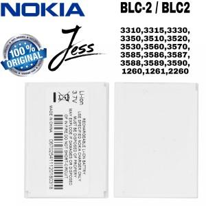 Harga baterai original nokia blc2 blc 2 3310 3315 3330 3510 3530 3585 | HARGALOKA.COM