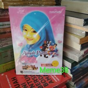 Harga novel aisyah putri jilbab in love pengarang asma | HARGALOKA.COM