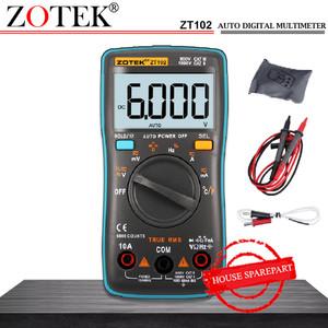Harga Avometer Digital Zotek Zt102 Multitester Digital Zt102 Original Katalog.or.id