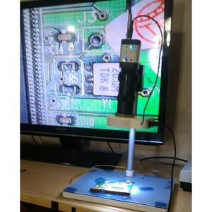 Harga mikroskop digital kamera bnc av 130x untuk service | HARGALOKA.COM