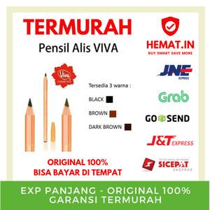 Harga viva pensil alis eyebrow original   | HARGALOKA.COM