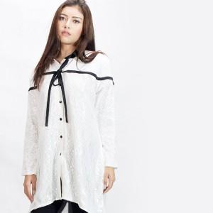 Harga riva tunic   markamarie   modest fashion busana | HARGALOKA.COM