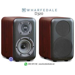 Harga wharfedale whaferdale d320 bookshelf pasif speaker sln q acoustic | HARGALOKA.COM