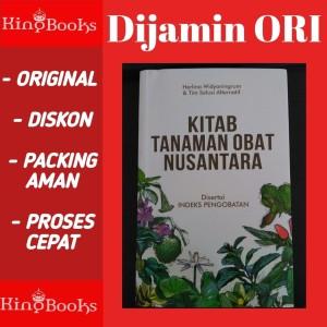 Harga buku original kitab tanaman obat nusantara herlina w dan tim | HARGALOKA.COM