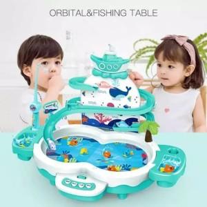 Harga mainan pancing lumba lumba ikan   HARGALOKA.COM