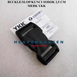 Katalog Kunci Sodok Slot Tas Plastik Buckel Ykk 2 5 Cm Lb 25 X Katalog.or.id