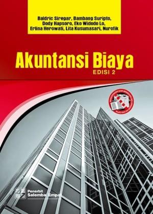 Harga original akuntansi biaya ed 2 fullprint baldrich | HARGALOKA.COM
