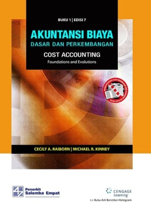 Harga original akuntansi biaya dasar dan perkembangan buku 1 ed 7 | HARGALOKA.COM