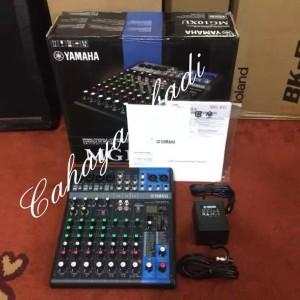 Harga mixer audio yamaha mg 10xu original garansi resmi yamaha | HARGALOKA.COM