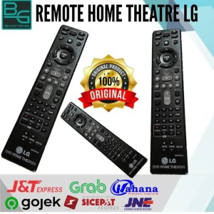Harga remote home theatre lg original dvd blu ray player competible   HARGALOKA.COM