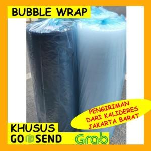 Harga bubble wrap 125cm x 50m murah   pengiriman gosend grab instant only   | HARGALOKA.COM