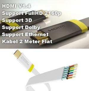 Harga kabel hdmi thonet vander exzellenz tv led full hd 4k uhd ultra ps4 | HARGALOKA.COM