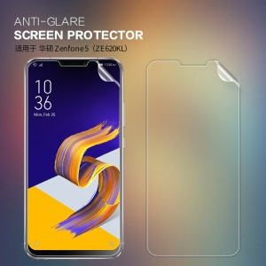 Harga nillkin screen protector asus zenfone 5 5z 2018   matte anti   HARGALOKA.COM