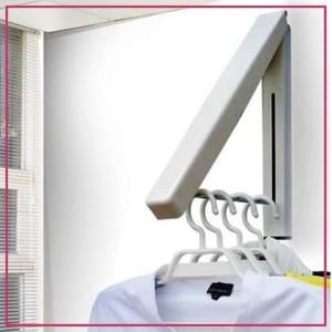 Harga gantungan baju lipat praktis bisa dilipat rapi saat tidak | HARGALOKA.COM