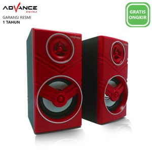Harga speaker advance duo 080 new product   t396   | HARGALOKA.COM