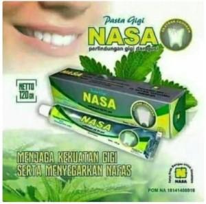 Harga pasta gigi nasa pemutih gigi dan penghilang karang pasta gigi | HARGALOKA.COM