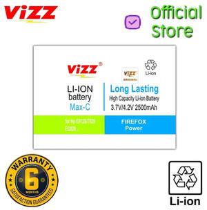 Harga vizz andromax c baterai double power max c original | HARGALOKA.COM