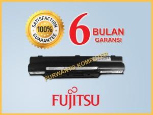 Harga original baterai laptop fujitsu lifebook s6311 s7110 s7111 sh560 | HARGALOKA.COM