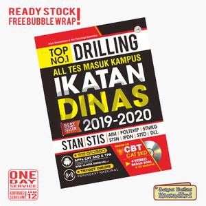 Harga asli top no 1 drilling all tes masuk kampus ikatan | HARGALOKA.COM