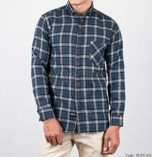 Harga kemeja flanel cowok baju flannel pria lengan panjang kotak   HARGALOKA.COM