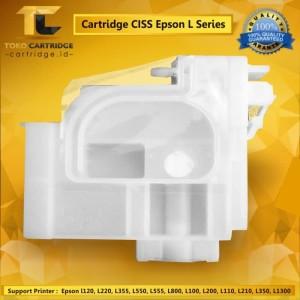 Harga cartridge ciss epson original printer l100 l110 l120 l200 l210 | HARGALOKA.COM