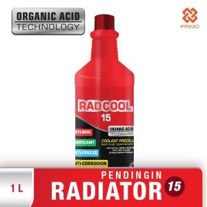 Harga pendingin radiator primo rad cool 15 1 liter | HARGALOKA.COM