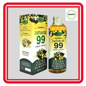 Harga minyak zaitun 250ml tursina 99   extra virgin olive oil evoo | HARGALOKA.COM