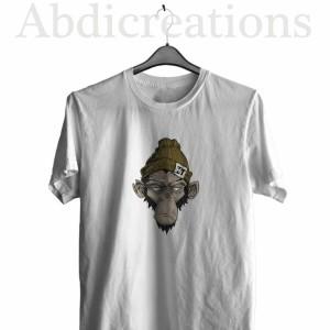 Harga tshirt kaos baju distro monkey king | HARGALOKA.COM