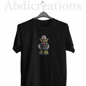 Harga kaos tshirt baju distro super mario swag hypebeast | HARGALOKA.COM