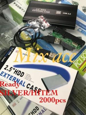 Harga external casing 2 5 34 inch sata usb 2 0 hardisk hdd | HARGALOKA.COM