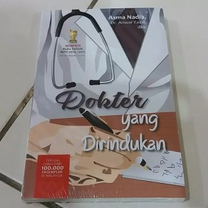 Harga novel dokter yang dirindukan   asma | HARGALOKA.COM
