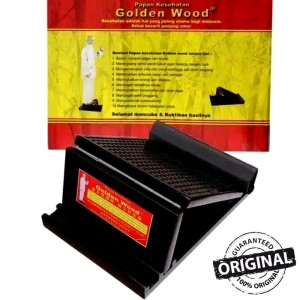 Harga golden wood kesehatan papan miring chi kesehatan asli kayu | HARGALOKA.COM