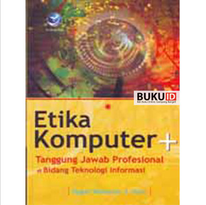 Harga buku etika komputer tanggung jawab profesional di bidang | HARGALOKA.COM