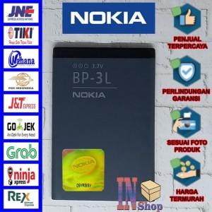 Harga baterai nokia bp 3l lumia 505 510 610 710 original 100 | HARGALOKA.COM