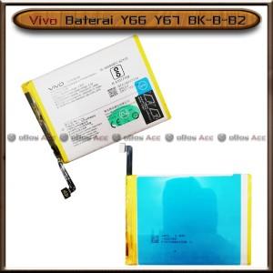 Harga baterai vivo v5 v5s b b2 bk b b2 bkbb2 bb2 original batre batrai | HARGALOKA.COM