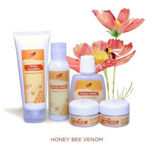 Harga paket honey bee venom acne therapy series | HARGALOKA.COM