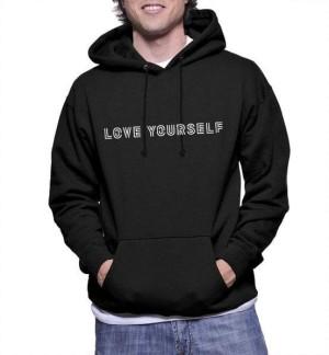 Harga hoodie bts love | HARGALOKA.COM
