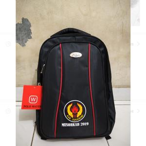 Harga tas polo tas ransel tas kerja tas seminar backpack tas custom | HARGALOKA.COM