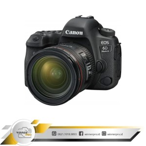 Harga kamera canon eos 6d mark ii kit ef 24 70 f 4l is | HARGALOKA.COM