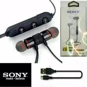 Harga headset hendsfree earphone bluetooth bm1sony xperia metal solid | HARGALOKA.COM