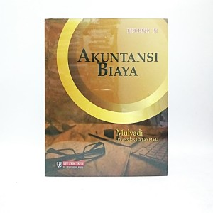Harga buku akuntansi biaya   drs mulyadi m sc   upp stim | HARGALOKA.COM
