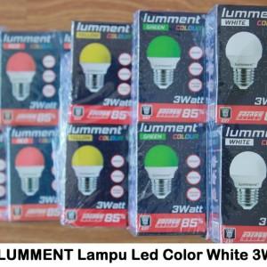 Harga lampu led bulat warna 3 watt | HARGALOKA.COM