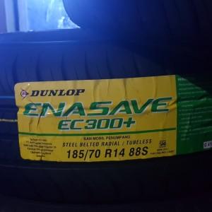 Harga ban mobil dunlop 185 70 14 ec300 cocok untuk | HARGALOKA.COM